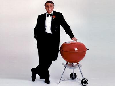 George Stephen, 1984, red kettle