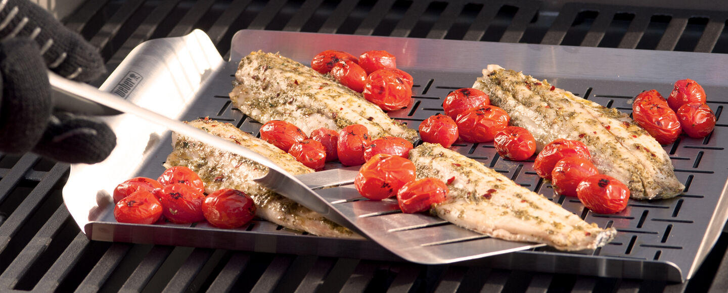 Grill Delicate Fish or Veggies With Absolute Ease