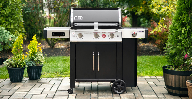 Announcing New Weber® Genesis® and Spirit® Smart Gas Grills
