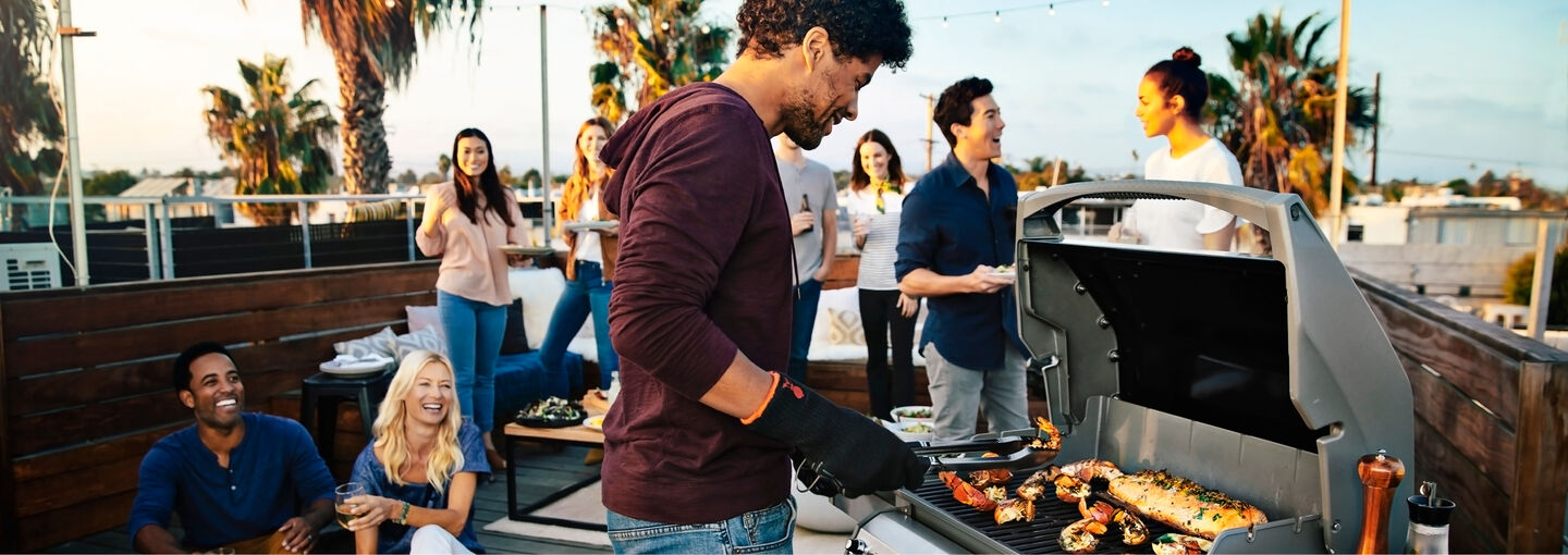 Get Ready To Step Up Your Grilling Experience