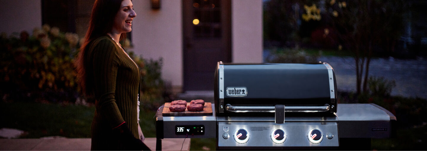 Discover Weber Connected Grilling