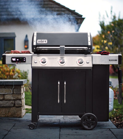 Weber Genesis EX-315 Smart Grill