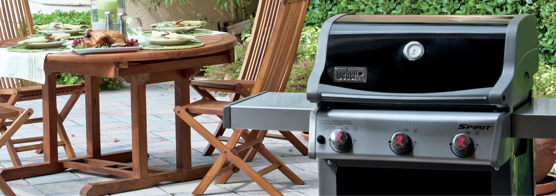Un barbecue qui rehausse son chez-soi