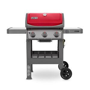 2018 Spirit II gas grill