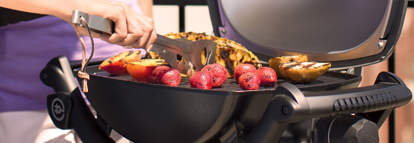 Experience Electric Grilling