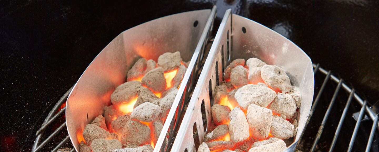 Charcoal Grilling Made Easy