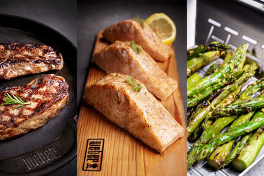DISCOVER GRILLING