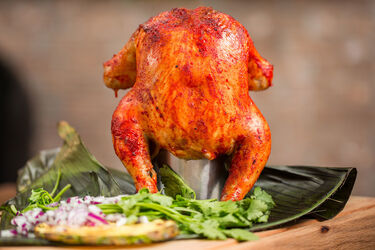 Pollo al Pastor