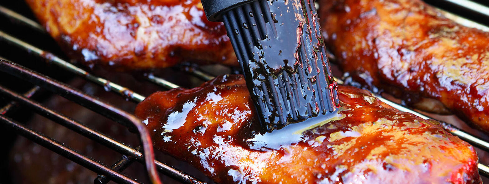 Master Charcoal Grilling