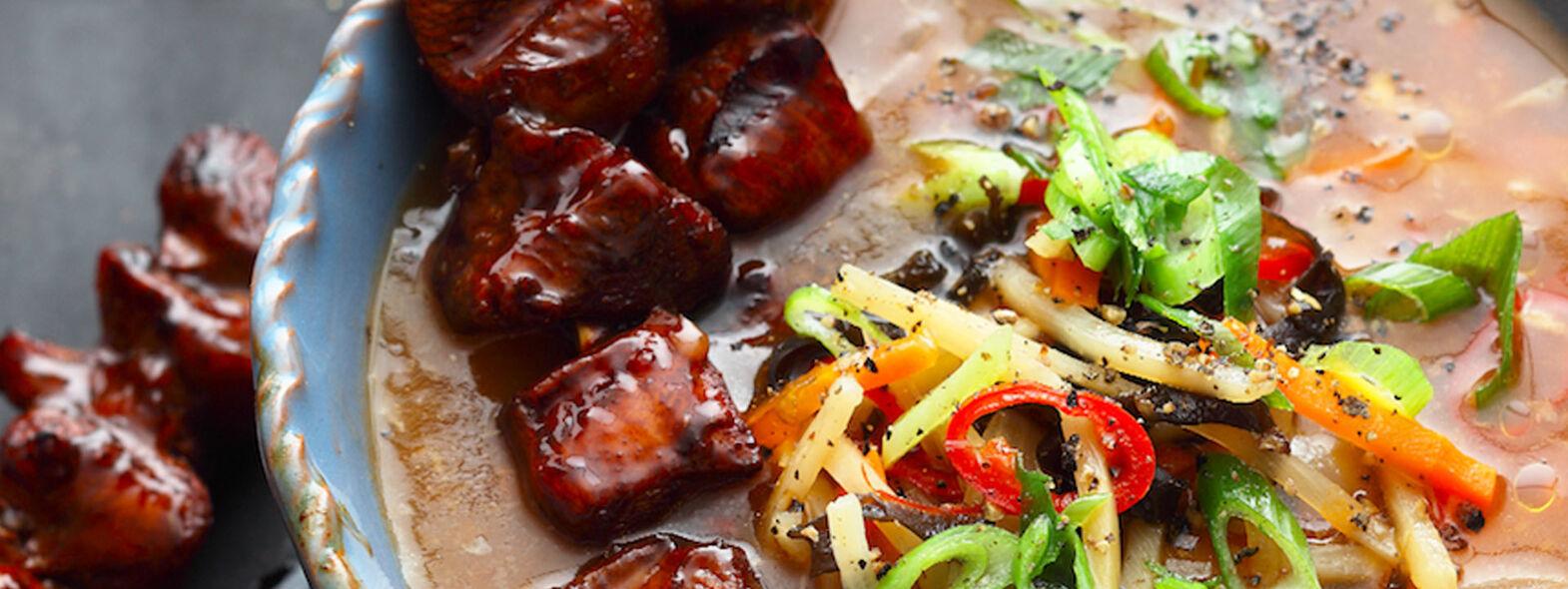 Kulinarische Weltreise