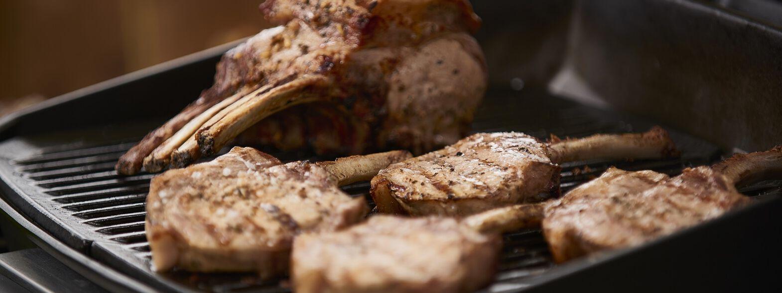 Steak & Burgers