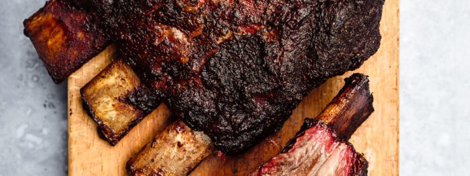 Advanced American BBQ #1