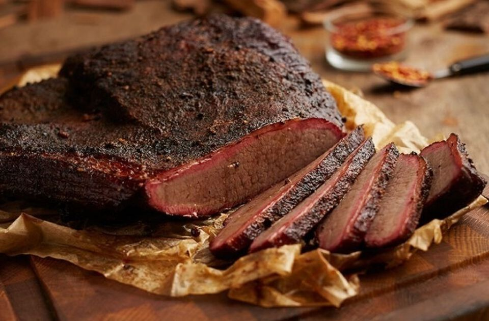 American style BBQ - FR