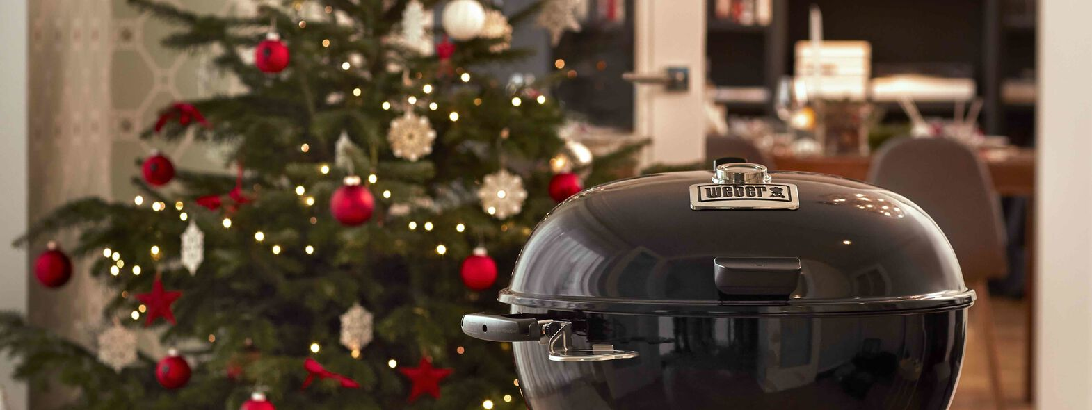 Weber BBQ Night - Merry Grilling