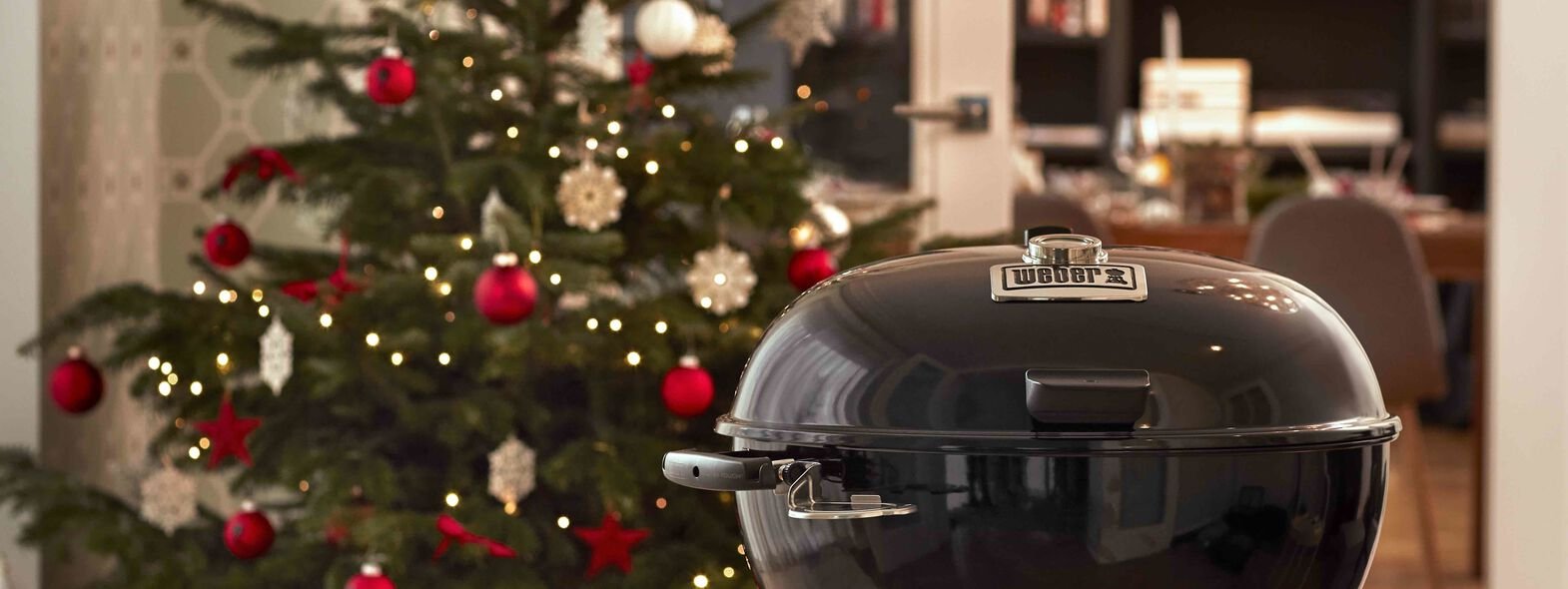 Weber BBQ Nights - Merry Grilling