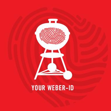 您的 WEBER-ID