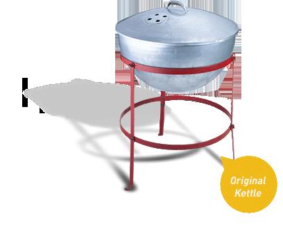 weber original kettle image