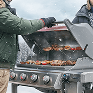 Become a wintergriller