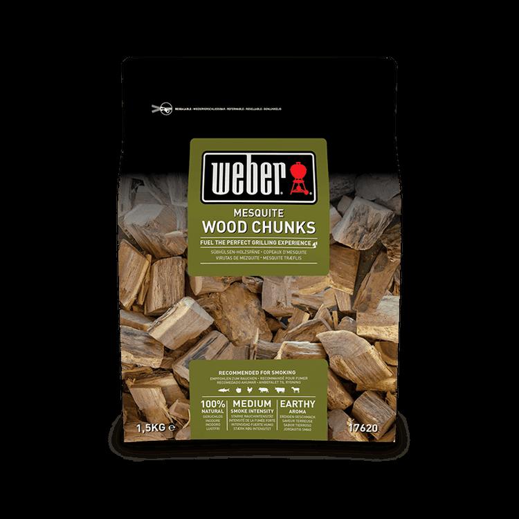 Wood Chunks Mesquite 1,5 kg