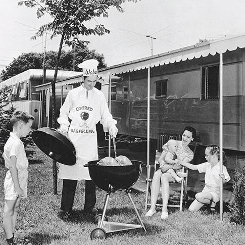 De nieuwe barbecuecultuur