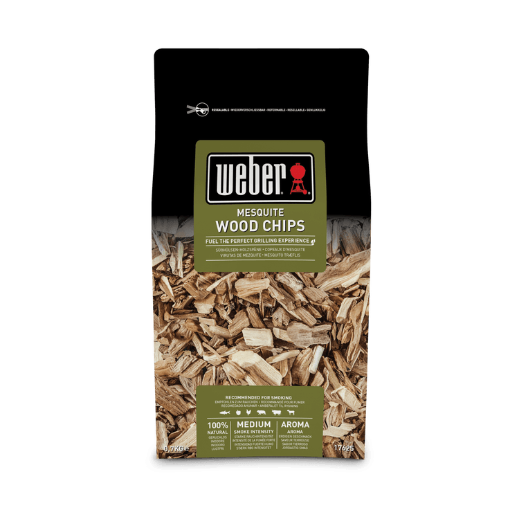 Räucherchips Mesquite 0,7 kg