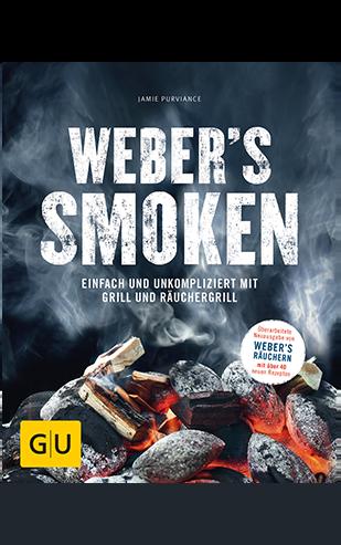 Weber's Smoken – Gutscheincode für dein Gratis-Exemplar