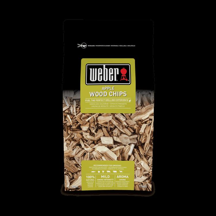 Räucherchips Apfelholz 0,7 kg
