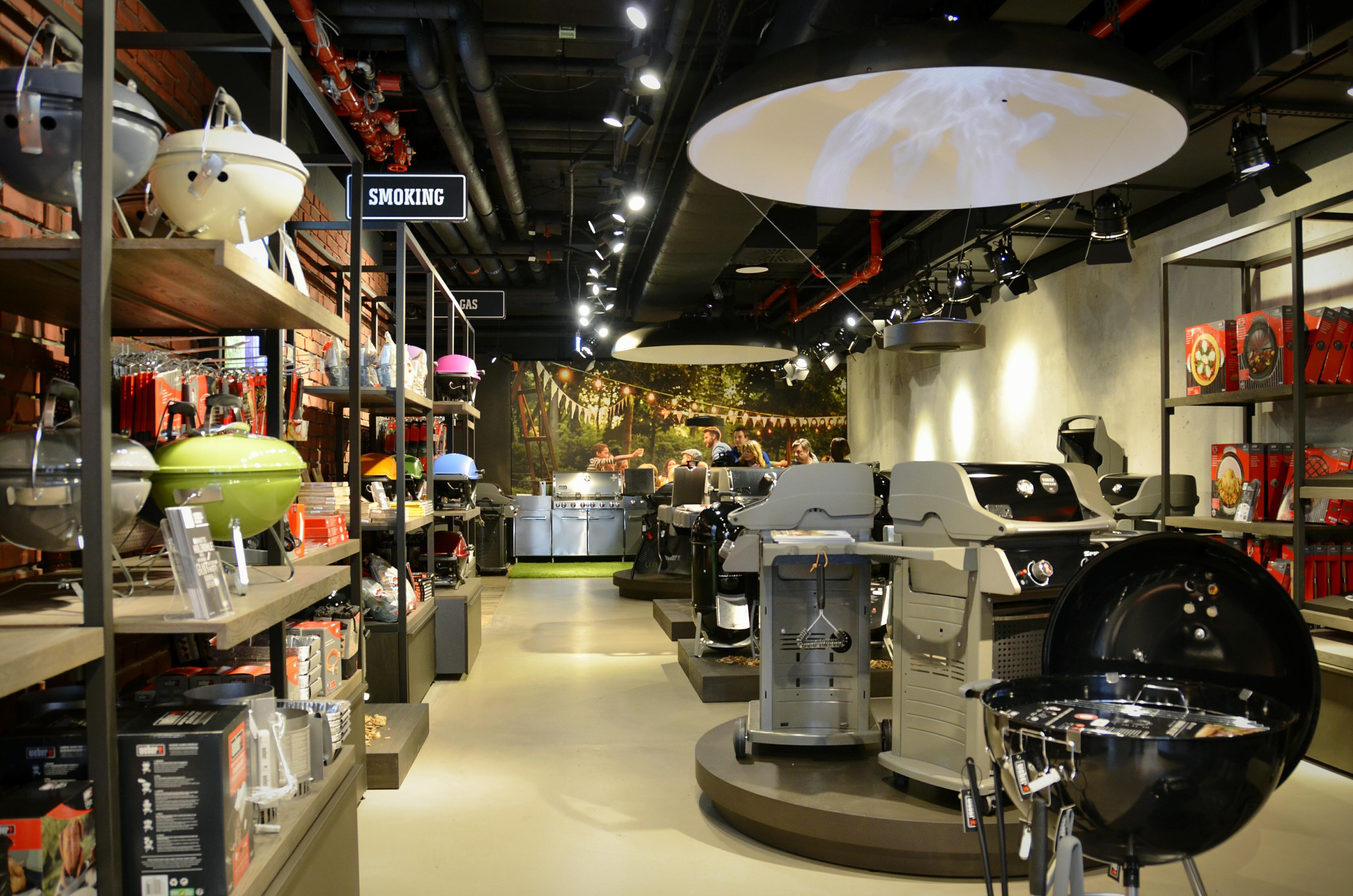 Weber Elektrogrill Outlet : Weber original store berlin