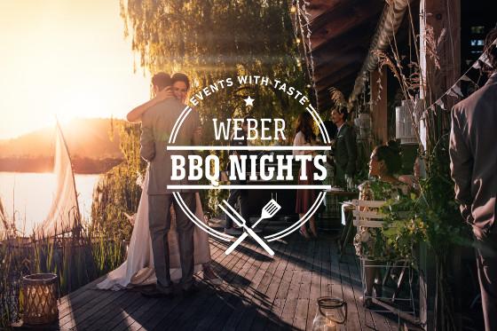 Weber BBQ Nights - WEBER BBQ Nights