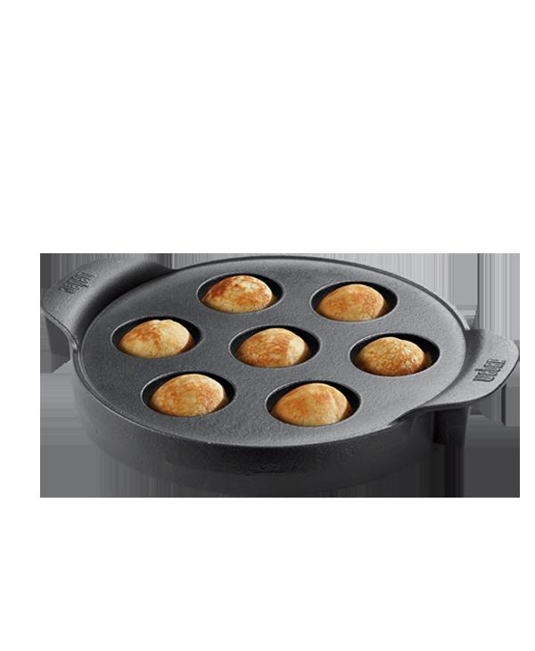 Ultramoderne Hverdagsmad på grillen med Gourmet BBQ system VM-23