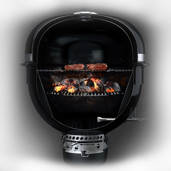 kugelgrill weber awesome weber onetouch original cm with. Black Bedroom Furniture Sets. Home Design Ideas