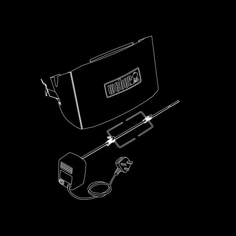 imagen de asador de carbón