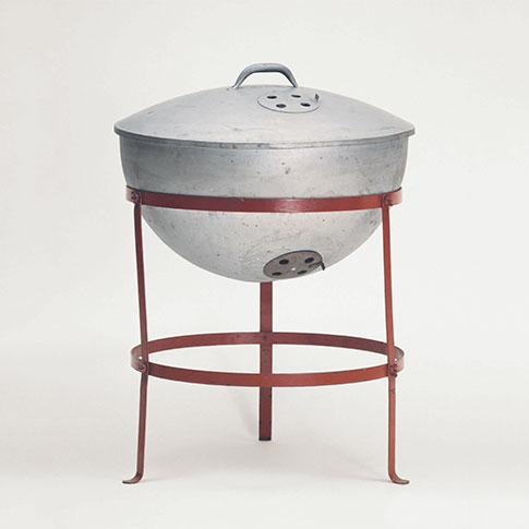 El asador Kettle original