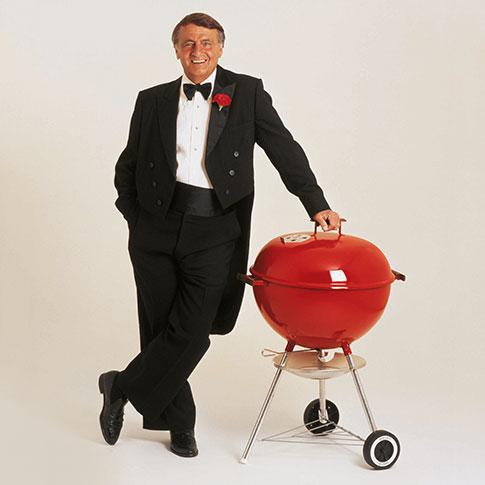 George Stephen, el inventor del asador