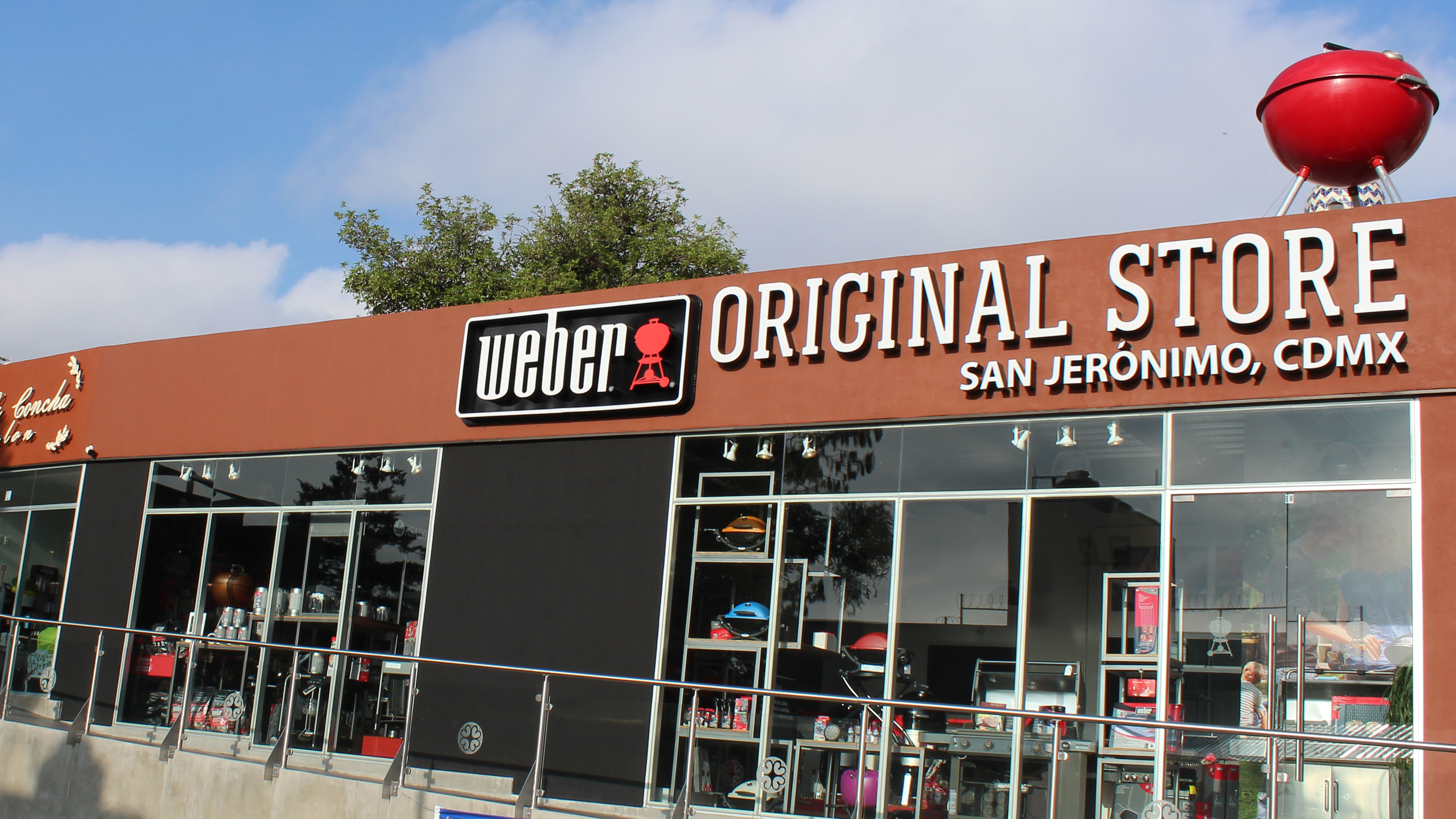 Weber Original Store san Jerónimo