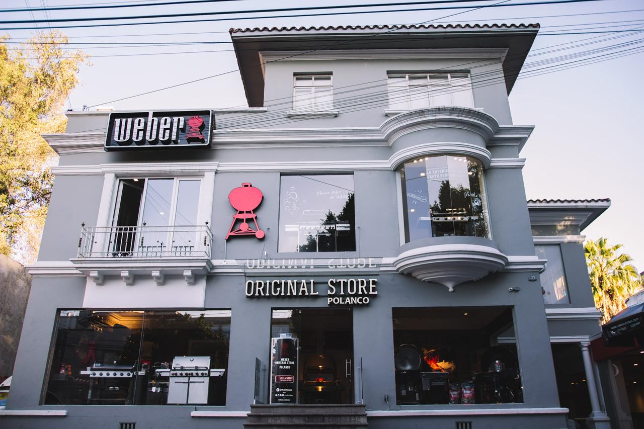 Weber Original Store Polanco