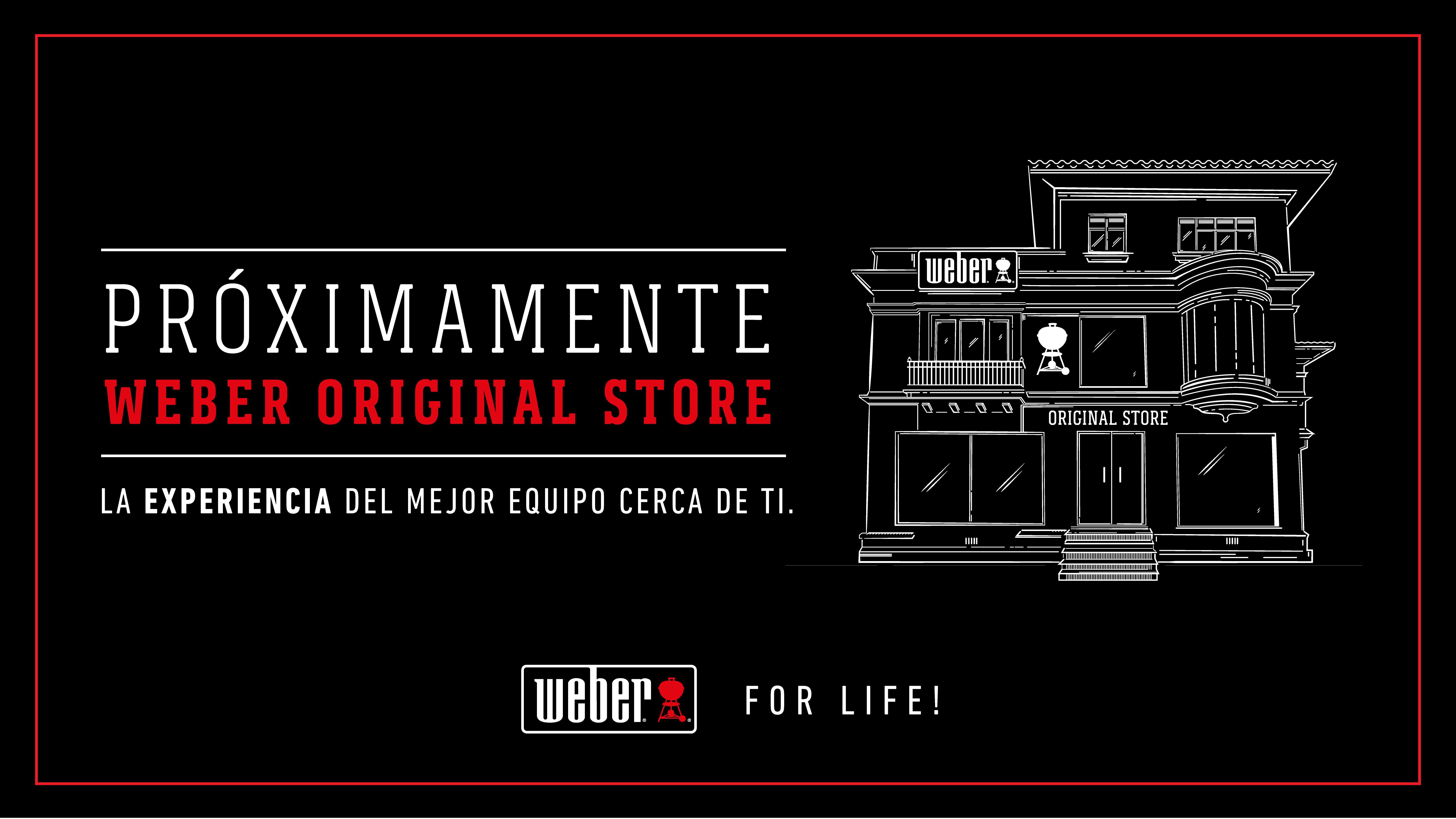 Weber Original Store Coyoacán