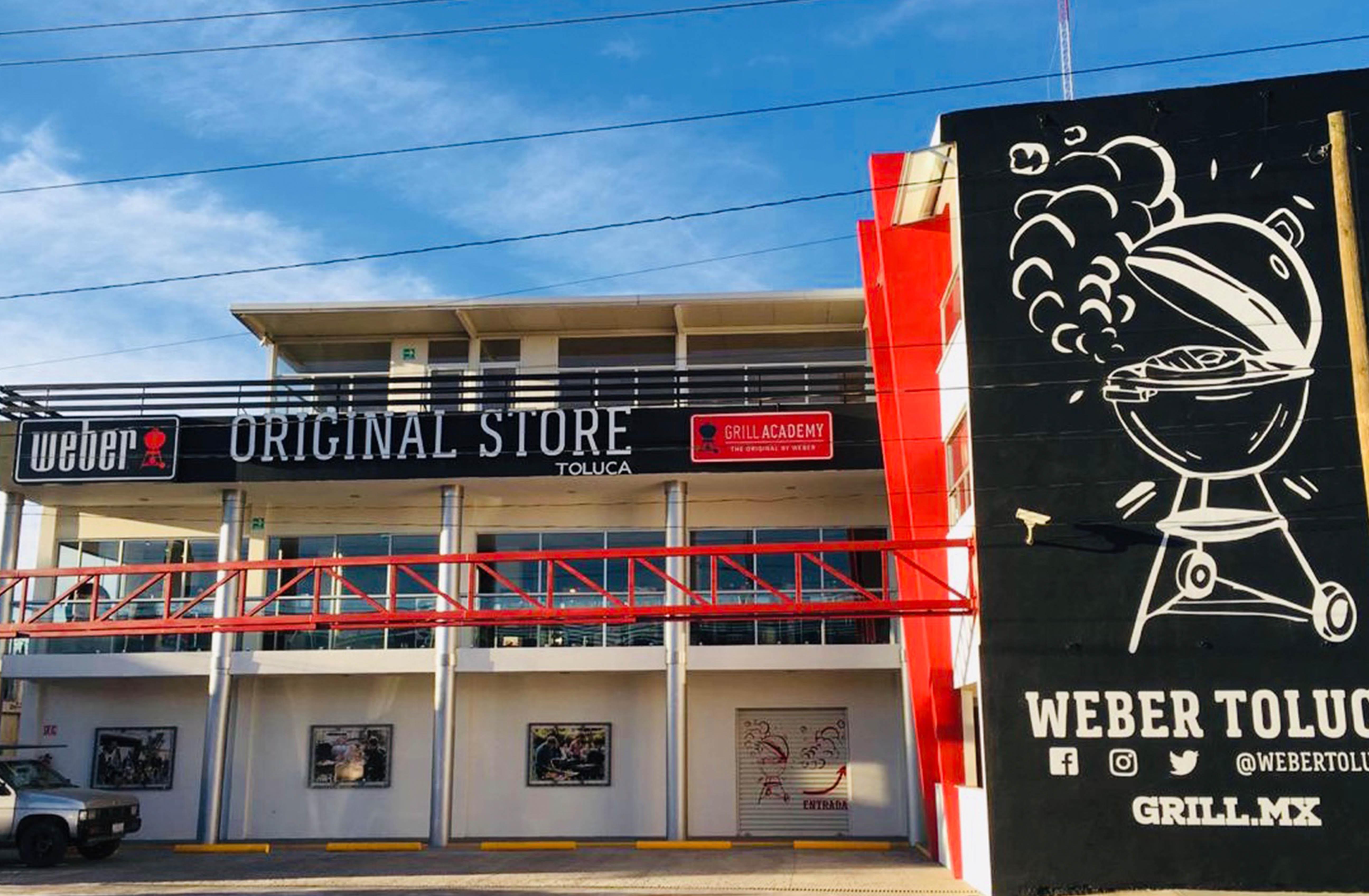 Weber Original Store Toluca