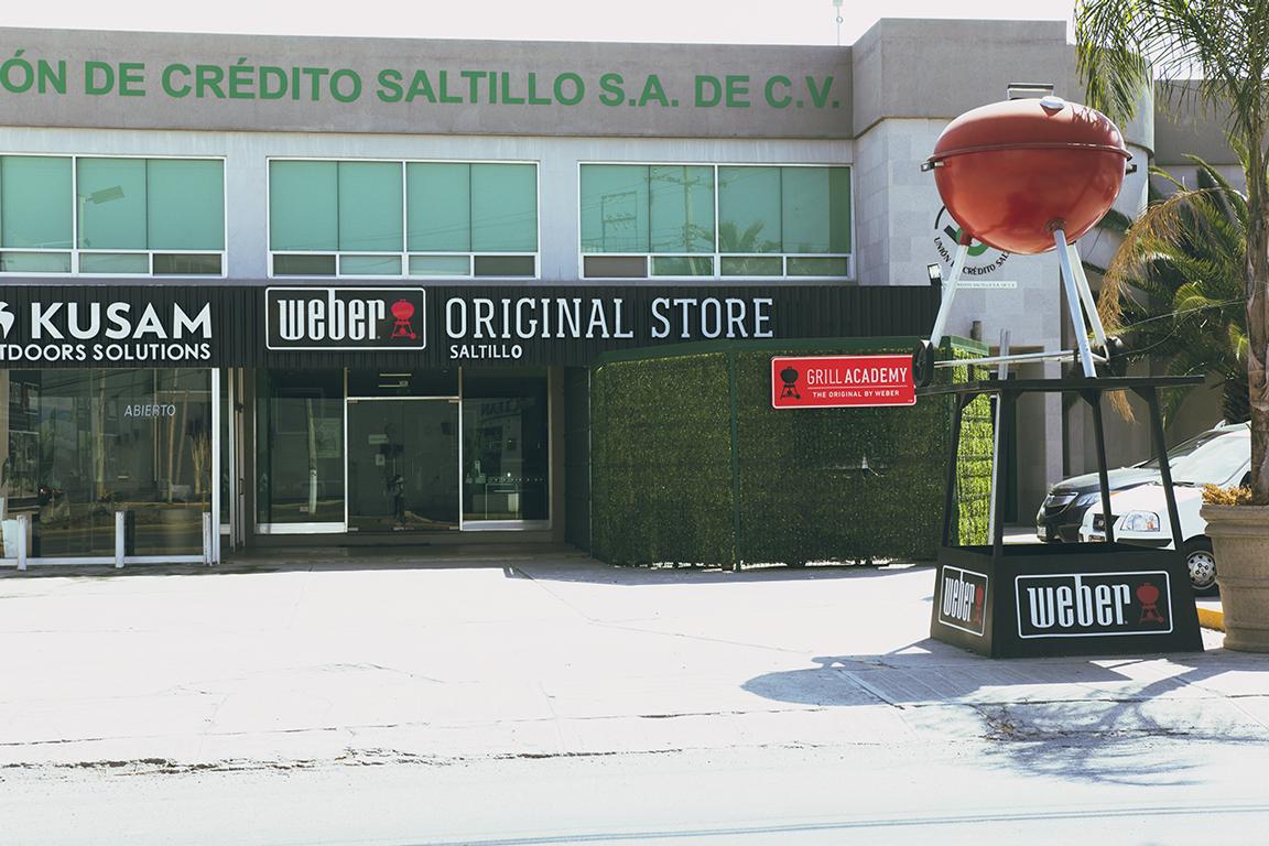 Weber Original Store Saltillo