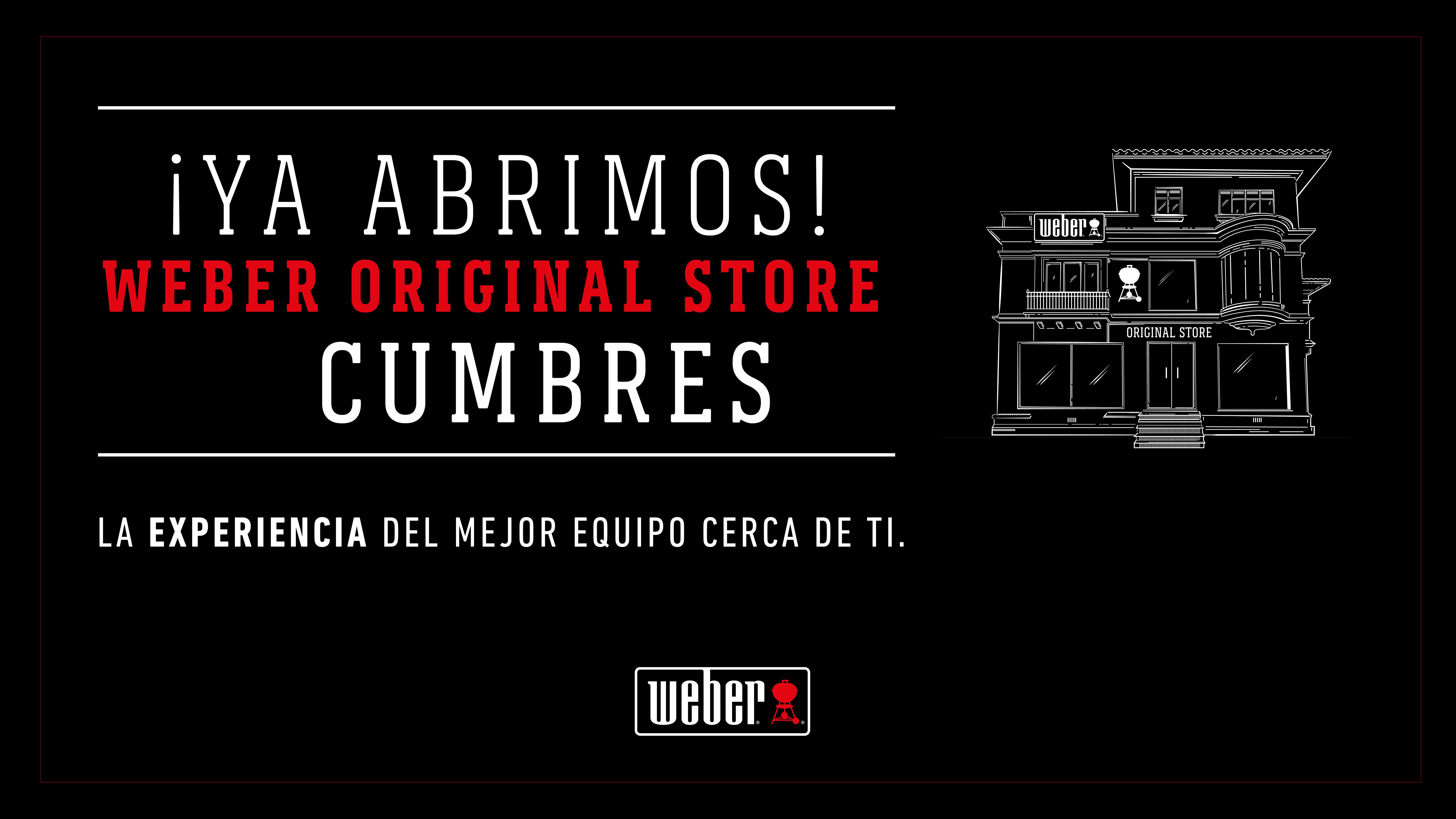 Weber Original Store Cumbres