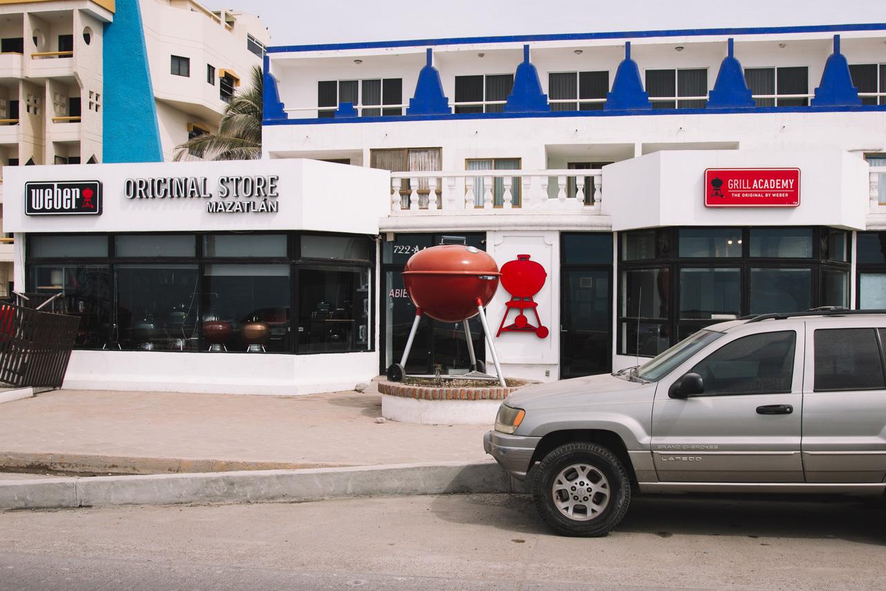 Weber Original Store Mazatlan