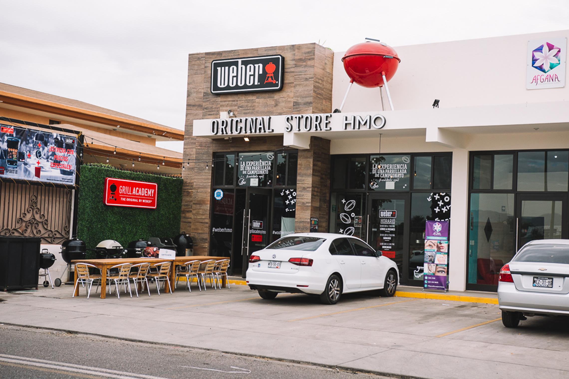 Weber Original Store Hermosillo