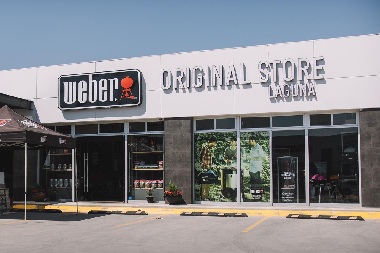Weber Original Store Laguna