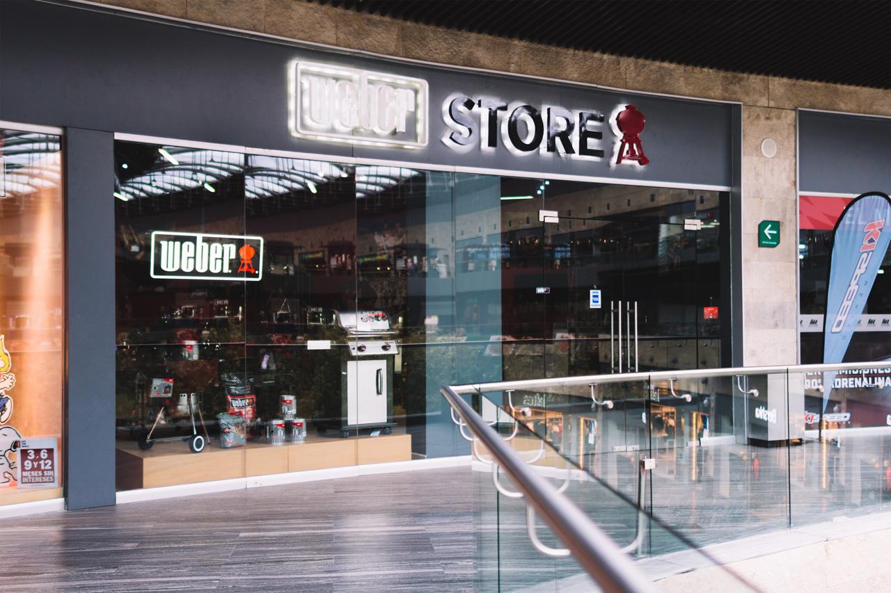 Weber Original Store La Fe
