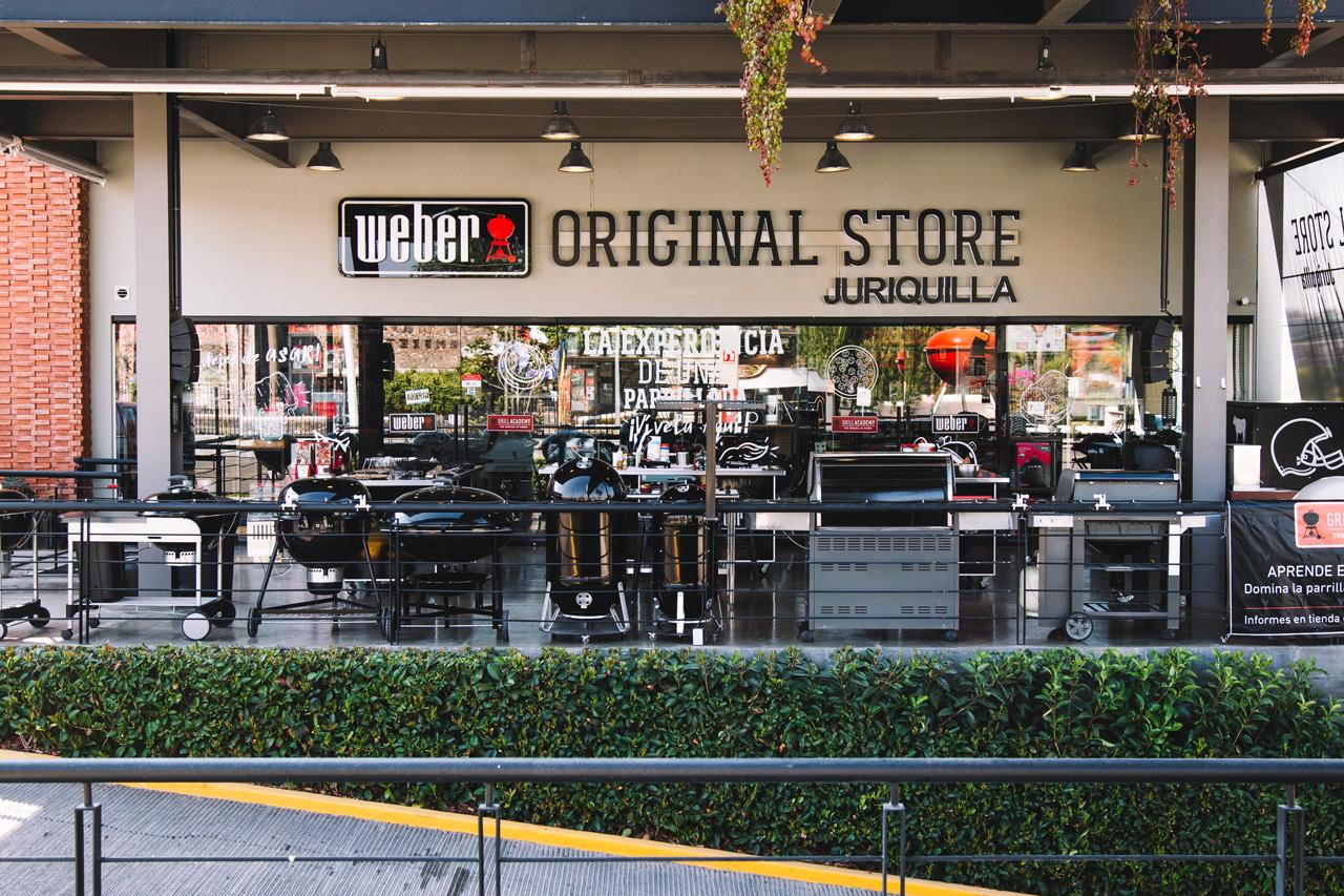 Weber Original Store Juriquilla