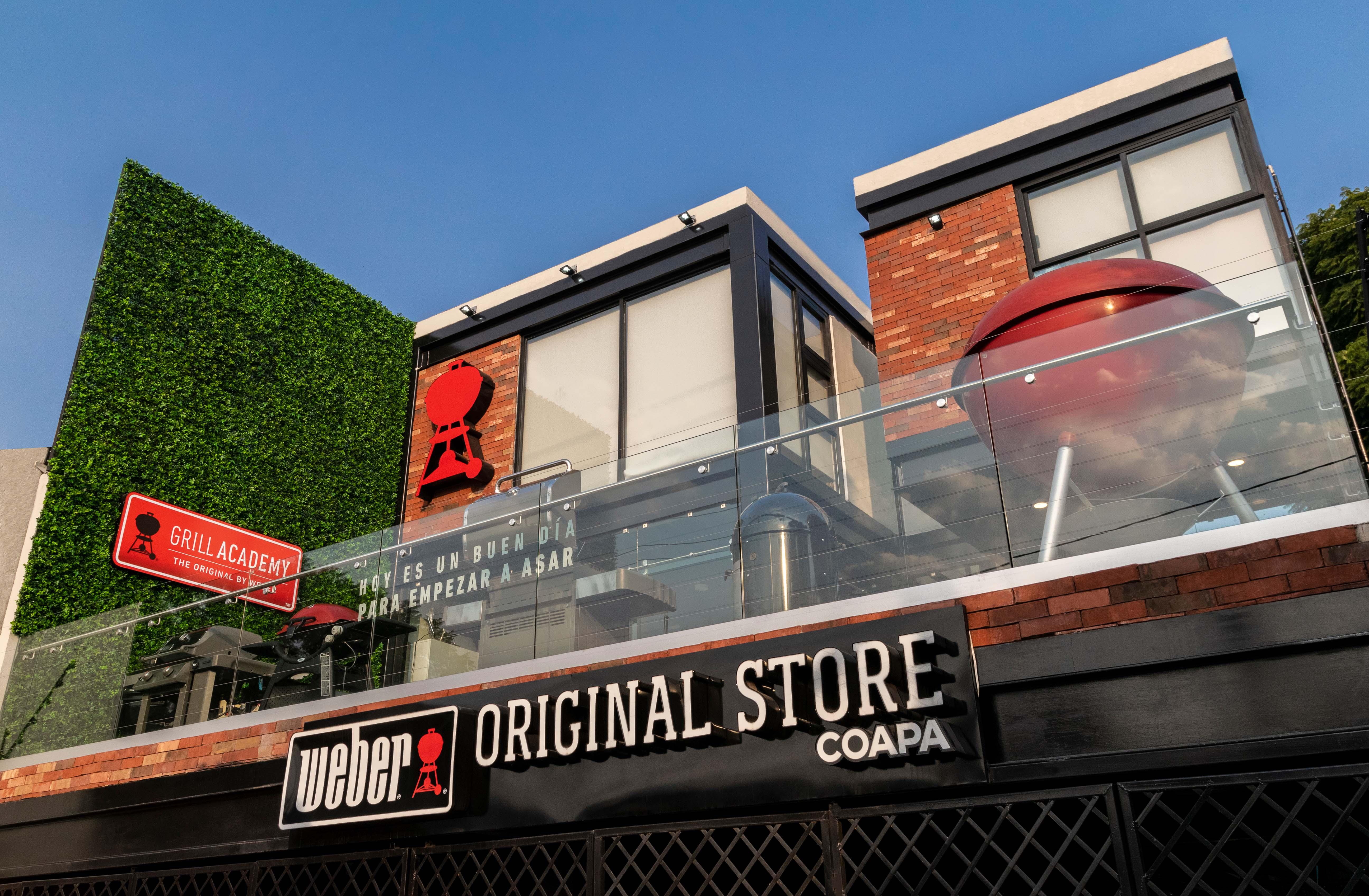 Weber Original Store Coapa