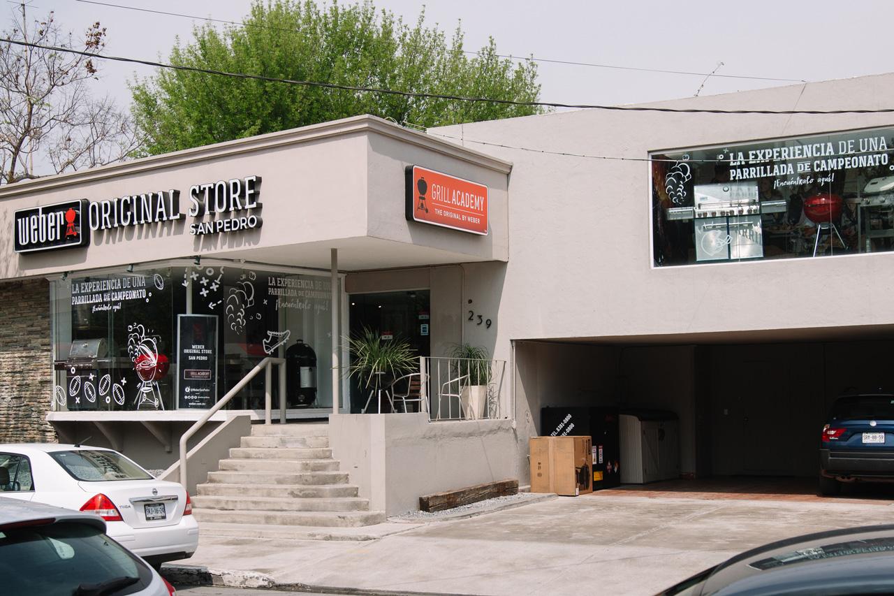 Weber Original Store San Pedro