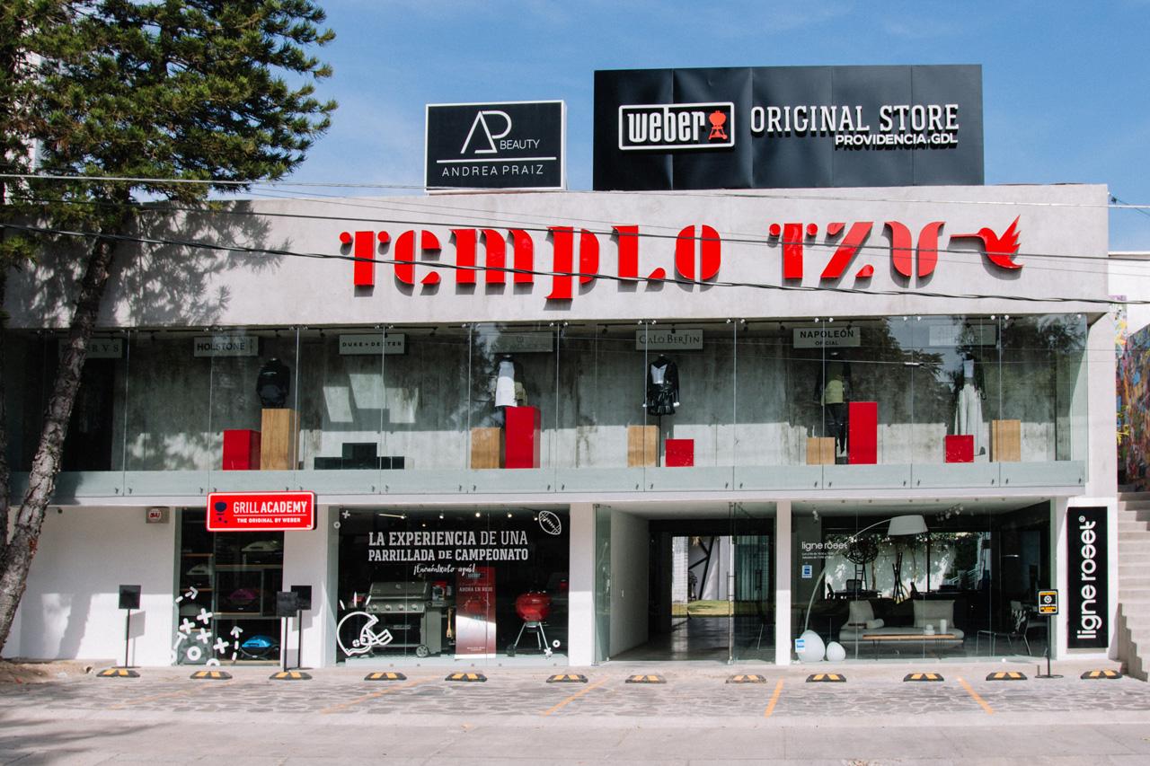 Weber Original Store Providencia