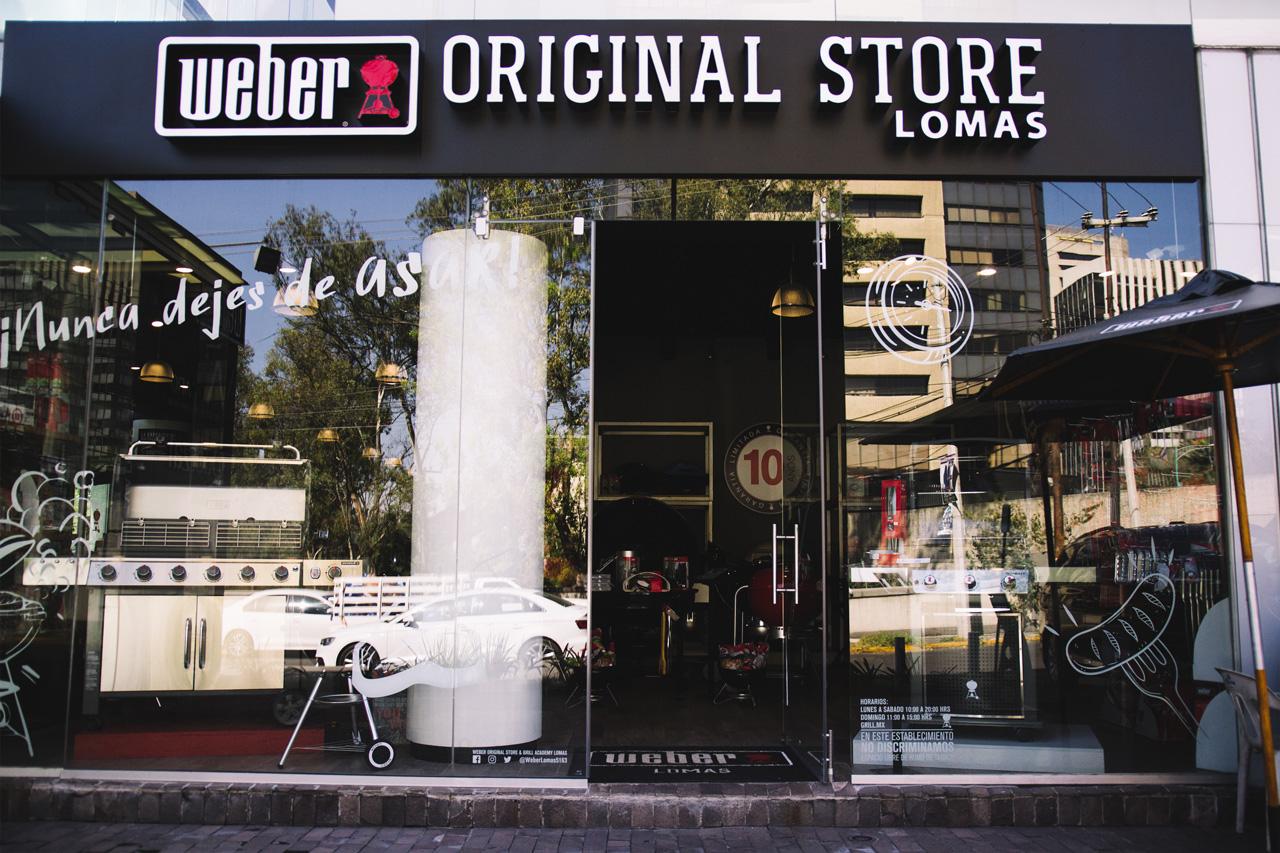 Weber Original Store Lomas