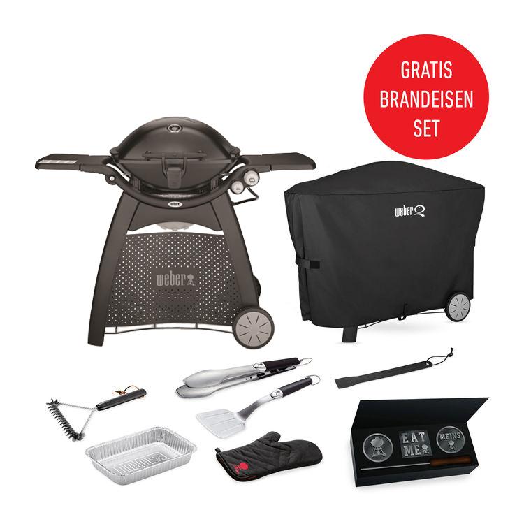 Weber® Q® 3200 Vorteils-Set, groß